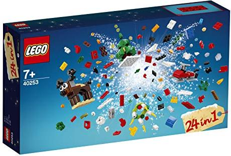 LEGO 24-in-1 Christmas Build-Up Advent Calendar (40253)