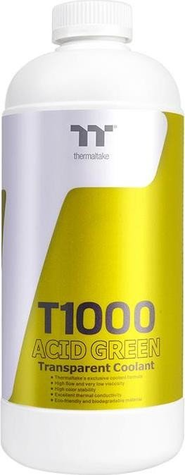 Thermaltake Coolant T1000, coolant, 1000ml, acid green (CL-W245-OS00AG-A)