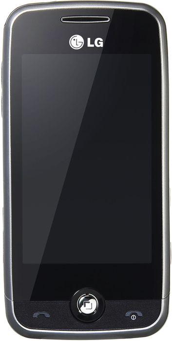 LG Electronics GS290 silver