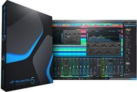 PreSonus Studio One 5 Professional, upgrade of Artist (English) (PC/MAC)