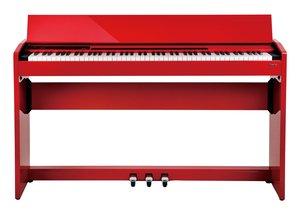 Roland F-110 red-high gloss