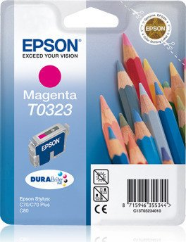 Epson Tinte T0323 magenta (C13T03234010)