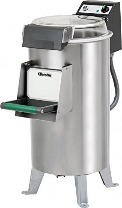 Bartscher CNS18/10 Kartoffelschälmaschine, 7.50kg (A120186) -- via Amazon Partnerprogramm