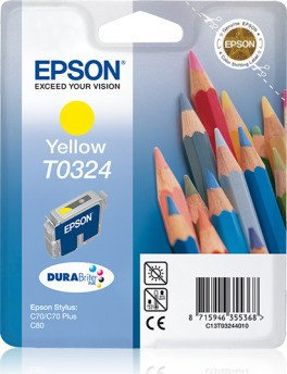 Epson ink T0324 yellow (C13T032440)