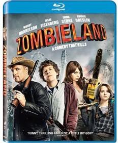 Zombieland (Blu-ray) (UK)