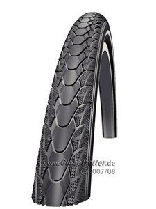 Schwalbe Marathon Plus Tyres (various sizes) -- ©globetrotter.de 2007/2008