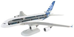 Revell Airbus A380 Visible Interior (04259)