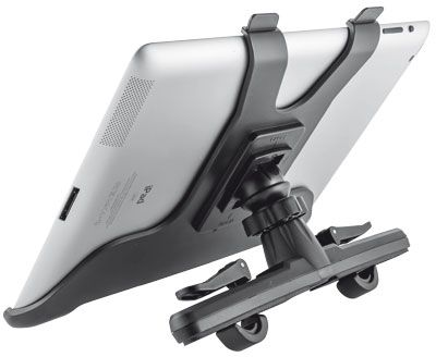 Trust car Headrest Holder for iPad (18025)