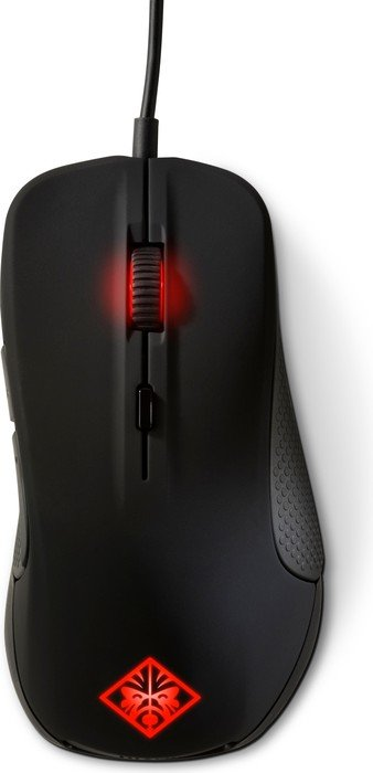 HP Omen Mouse with SteelSeries, USB (X7Z96AA)