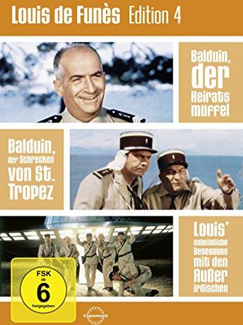 Louis de Funes Collection 4 -- via Amazon Partnerprogramm
