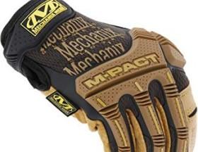Mechanix Wear M-Pact Durahide work gloves brown M (LMP-75-009)