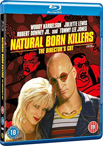 Natural Born Killers (Blu-ray) (UK) -- via Amazon Partnerprogramm