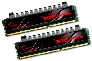 G.Skill RipJaws DIMM kit 8GB, DDR3-1600, CL7-8-7-24 (F3-12800CL7D-8GBRH)