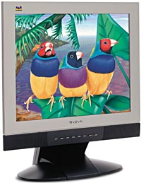 """ViewSonic VX900, 19"""", 1280x1024, analogowy/cyfrowy"""