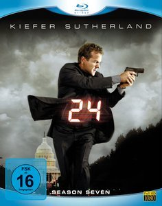 24 - Twenty Four Season 7 (Blu-ray)