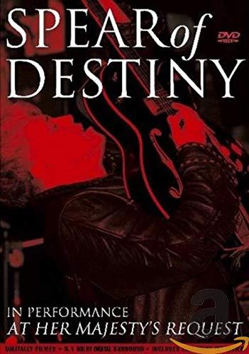 Spear of Destiny - In Performance at her Majesty's Request -- via Amazon Partnerprogramm