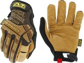 Mechanix Wear M-Pact Durahide work gloves brown XL (LMP-75-011)