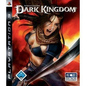 Untold Legends - Dark Kingdom (English) (PS3)