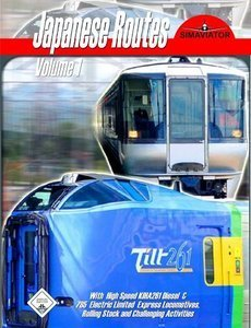 Microsoft Train Simulator - Japanese Routes Vol. 1 (Add-on) (deutsch) (PC)