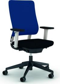 Viasit Drehstuhl Drumback Bürostuhl, blau (DB-48-1-7265)