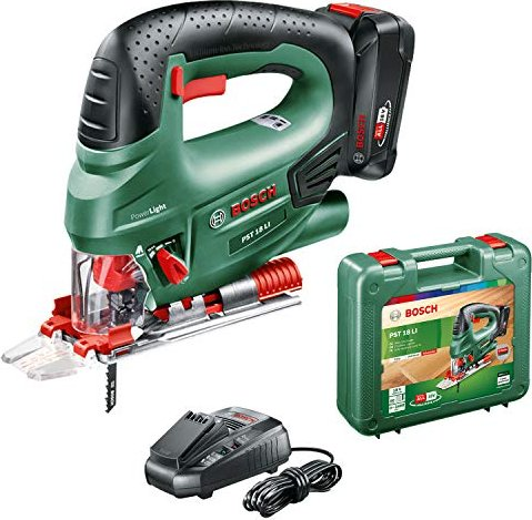 Bosch PST 18LI cordless jigsaw (various types) -- via Amazon Partnerprogramm