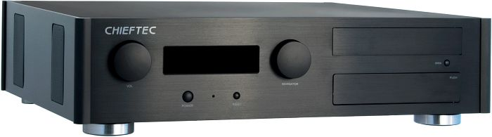 Chieftec Hi-Fi HM-03 black