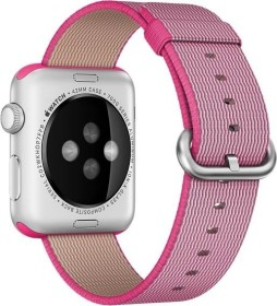 Apple nylon-Wristlet for Apple Watch 42mm pink (MMA22ZM/A)