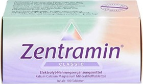 Zentramin classic Tabletten, 100 Stück
