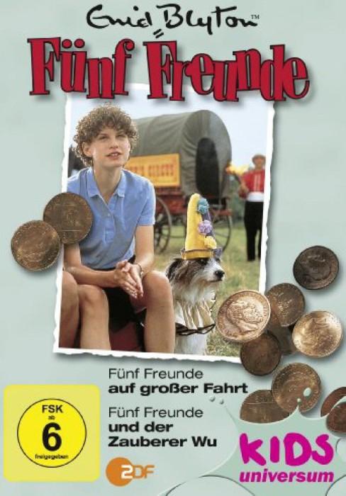 Fünf Freunde: Auf großer Fahrt/Und der Zauberer -- via Amazon Partnerprogramm