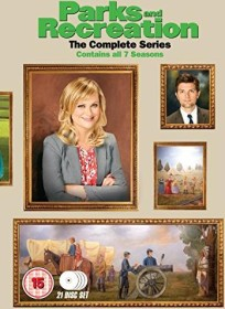 Parks and Recreation Complete Series (UK)
