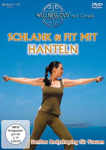 Schlank und fit mit Hanteln -- via Amazon Partnerprogramm