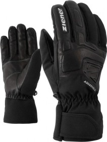 Ziener Glyxus AS ski gloves black (161005-12)