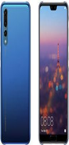 Huawei Color Cover für P20 Pro blau (51992374) -- via Amazon Partnerprogramm