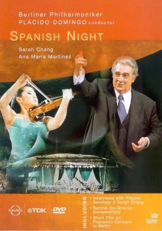 """Die Berliner Philharmoniker - Waldbühne in Berlin 2001: """"Spanische Nacht"""" -- via Amazon Partnerprogramm"""
