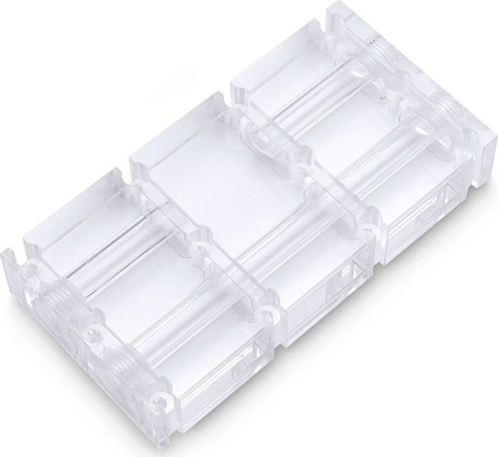 EK Water Blocks Quantum Line EK-Scalar Quad 2-slot Parallel Plexi