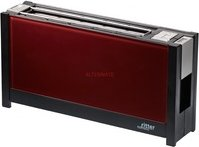 Knights Volcano 5 long slot toaster red -- via Amazon Partnerprogramm