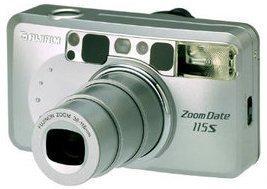 Fujifilm Zoom Date 115S