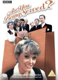 Are You Being Served? Season 5 (DVD) (UK)