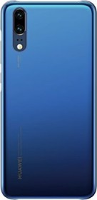 Huawei colour Cover for P20 blue (51992347)