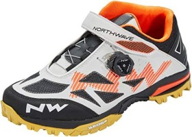 Northwave Enduro Mid off white/orange (80164041-100)