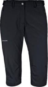 VauDe Farley Stretch Capri II Hose 3/4 schwarz (Damen) (04578-010)