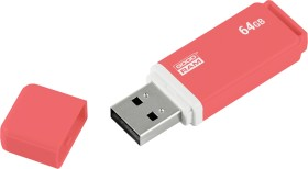 Goodram UMO2 orange 64GB, USB-A 2.0 (UMO2-0640O0R11)