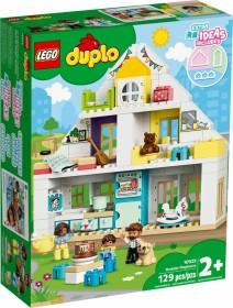 LEGO DUPLO - Unser Wohnhaus (10929)