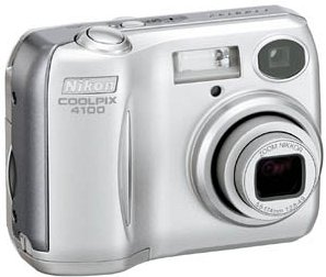 Nikon Coolpix 4100 (various bundles)