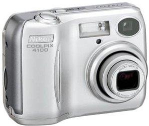Nikon Coolpix 4100 (różne zestawy)