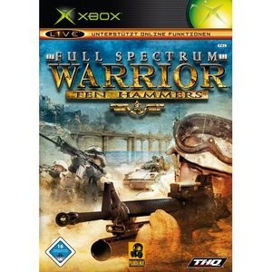 Full Spectrum Warrior 2: Ten Hammers (German) (Xbox)