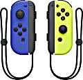 Nintendo Joy-Con Controller blau/neon gelb, 2 Stück (Switch)