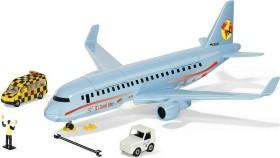 SIKU World Verkehrsflugzeug mit Zubehör (5402)