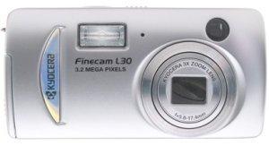 Kyocera Finecam L30 (różne zestawy)