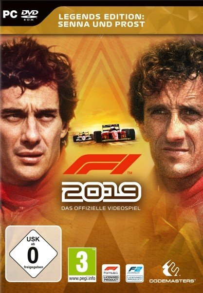 F1 2019 - Legends Edition (Download) (PC)